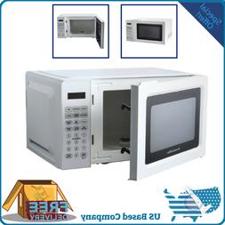 Digital Kitchen Microwave Oven Home Office LED Countertop Sm