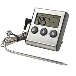 Chilie Digital Display Portable Food Meat Thermometer for Ki