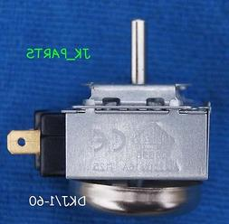 DKJ/1-60, 60 Minutes 60M Timer Switch for Electronic Microwa
