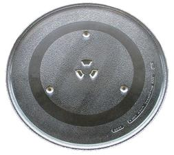 Amana / Maytag Microwave Glass Turntable Plate / Tray 14 1/8