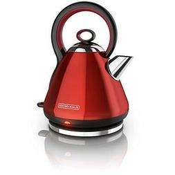 BLACK+DECKER™ Electric Kettle - Red
