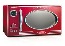 Nostalgia Electrics Retro Series Microwave Oven - Single - 0