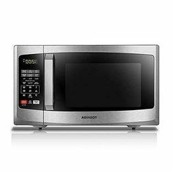Toshiba EM925A5A-SS Microwave Oven with Sound On/Off ECO Mod