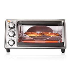Enjoy countertop cooking versatility with the 4-Slice Toaste