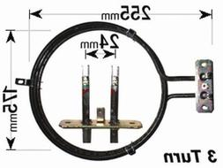 Baumatic Fan Oven Element For Baumatic Electric Cookers