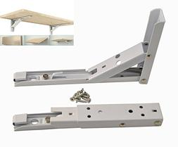 Accessbuy Folding Spring Loaded Supports Wall mount Support