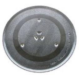 """G.E. Microwave Glass Turntable Plate / Tray 13 1/2 """" WB39X10"""