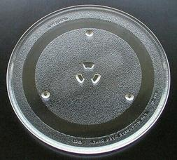 "G.E. Microwave Glass Turntable Plate/Tray 11 1/4"" WB49X10097"