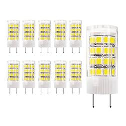 DiCUNO G8 LED Bulb, 4W Daylight White 6000k, Under Cabinet C