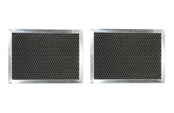 Microwave Charcoal Filter for GE WB2X10733 CF2536 - 2 Pack
