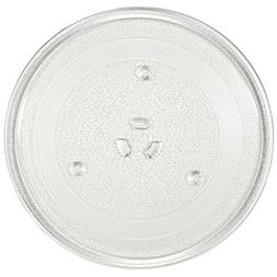 "12.5"" GE and Samsung -Compatible Microwave Glass Plate/Micro"