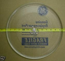 General Electric WB49X10129 Microwave Glass Tray, Clear