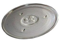 Qualtex Glass Plate For Universal Microwave Ovens