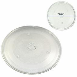 12.5-inch Glass Turntable Tray for GE WB39X10003 Microwave O