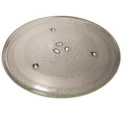 LG / Goldstar Microwave Glass Turntable Tray / Plate 12 3/4
