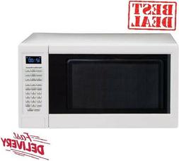 Hamilton Beach 1.3 Cu. Ft. Digital White Microwave Oven