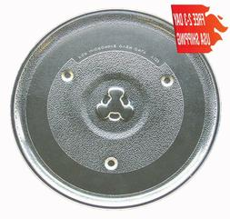 Hamilton Beach Microwave Glass Turntable Plate / Tray 10 1/2