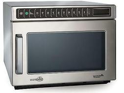 Amana HDC212 C-Max 0.6 Cu.Ft Commercial Microwave Oven Stain