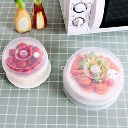 Home kitchen Microwave food cover dish cover Used in refrige