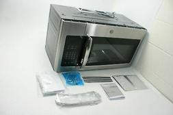 "GE JVM3162RJSS 30"" 1.6 cu.ft. Over the Range Microwave Conve"