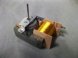 KENMORE ELITE MICROWAVE  REPLACEMENT PART FAN MOTOR MODEL #2