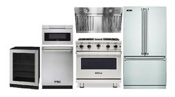 Viking Kitchen Package With Sharp Microwave Drawer & Marvel