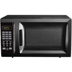 700W Kitchen timer/clock Output Microwave Oven 0.7 cu ft, Bl