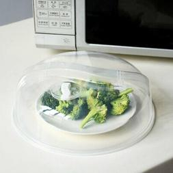 Kitchen Ventilated Microwave Heating&Oil-proof Cover Lids Re
