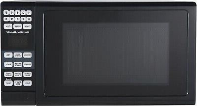 Microwave Oven Kitchen Countertop Small Home Cook Heat Meal