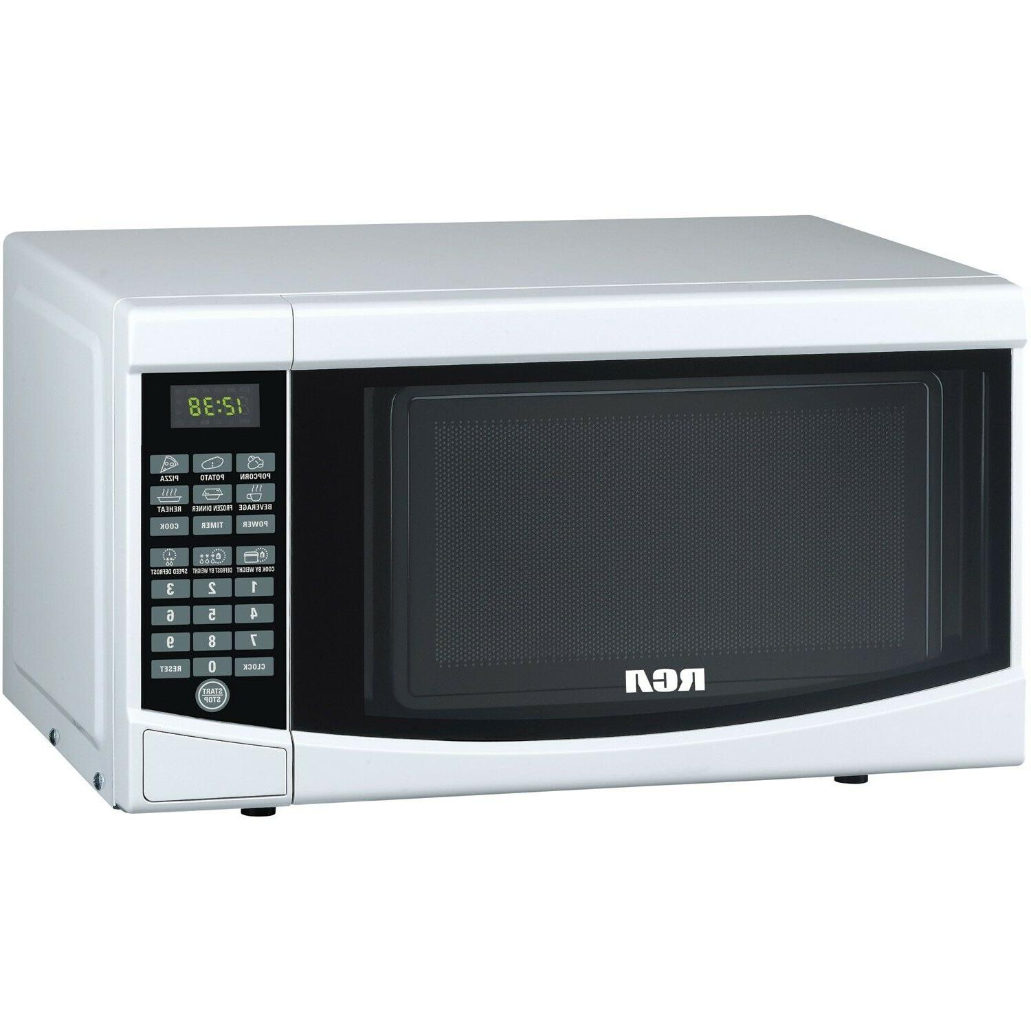 RCA 0.7 Cu. Ft. Microwave Oven- Available in Black