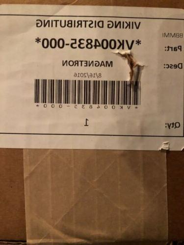 004835 000 microwave magnetron new