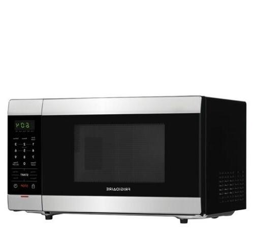Frigidaire 1.1 ft. Countertop Microwave Oven - Stainless Steel
