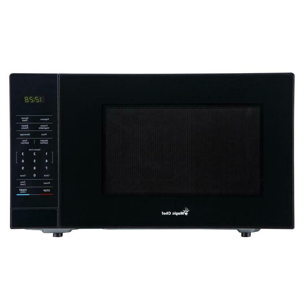 1 1 cu ft countertop microwave in