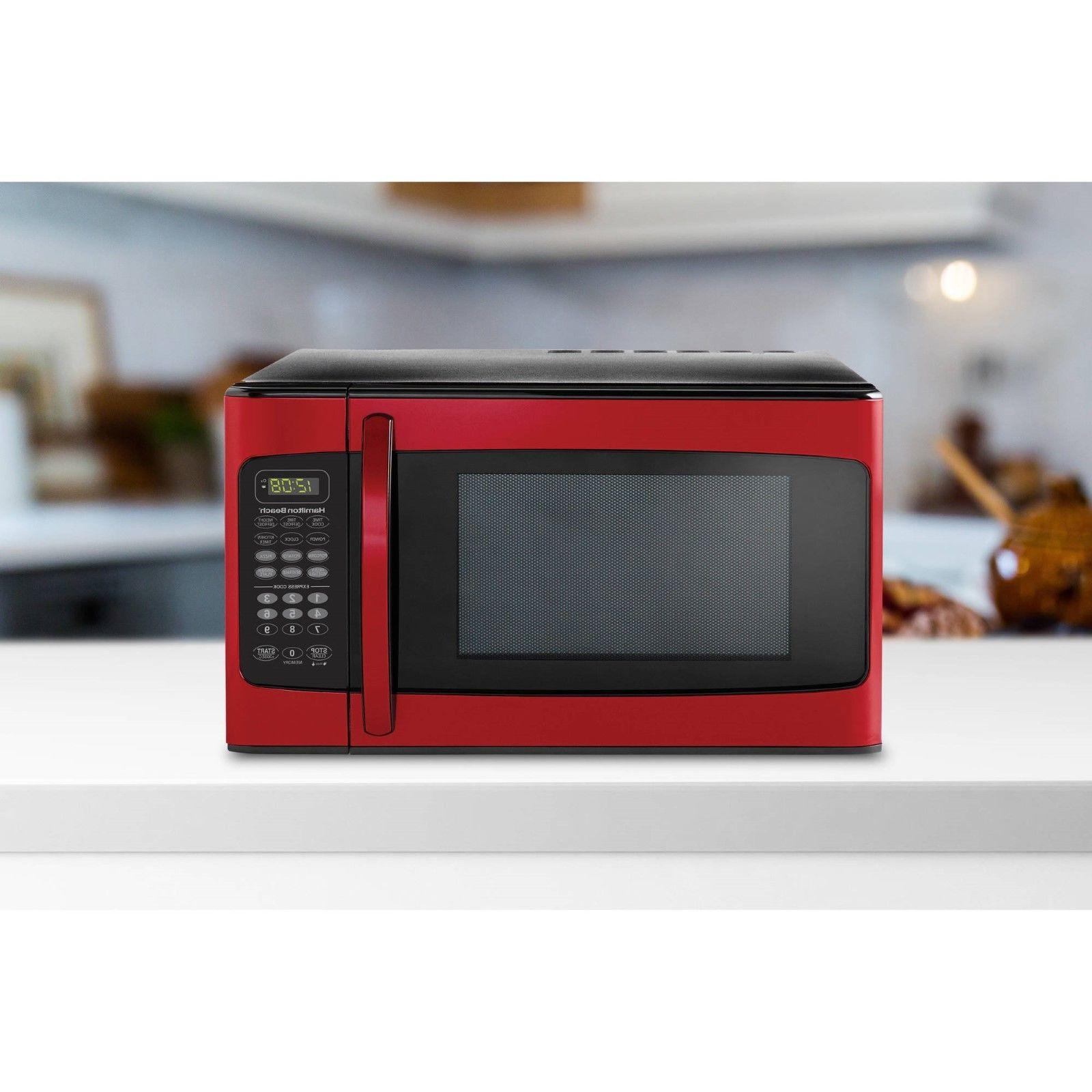 Hamilton cu FT Kitchen Microwave Child-Safe