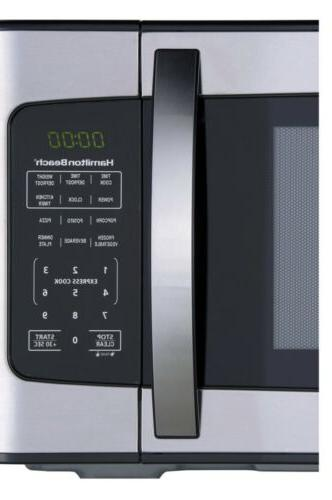 Hamilton Ft. Microwave Stainless Or Stainless
