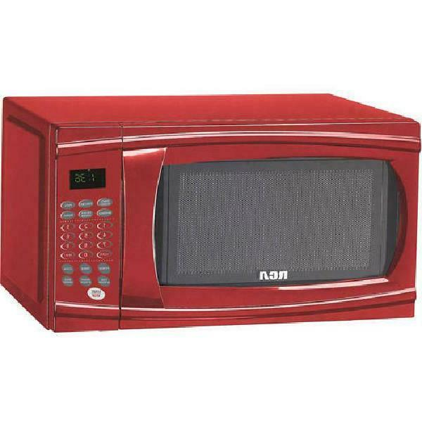 1 1 cu ft microwave red