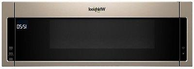 1.1 Cu Ft Over The Range Low Profile Microwave Under Cabinet