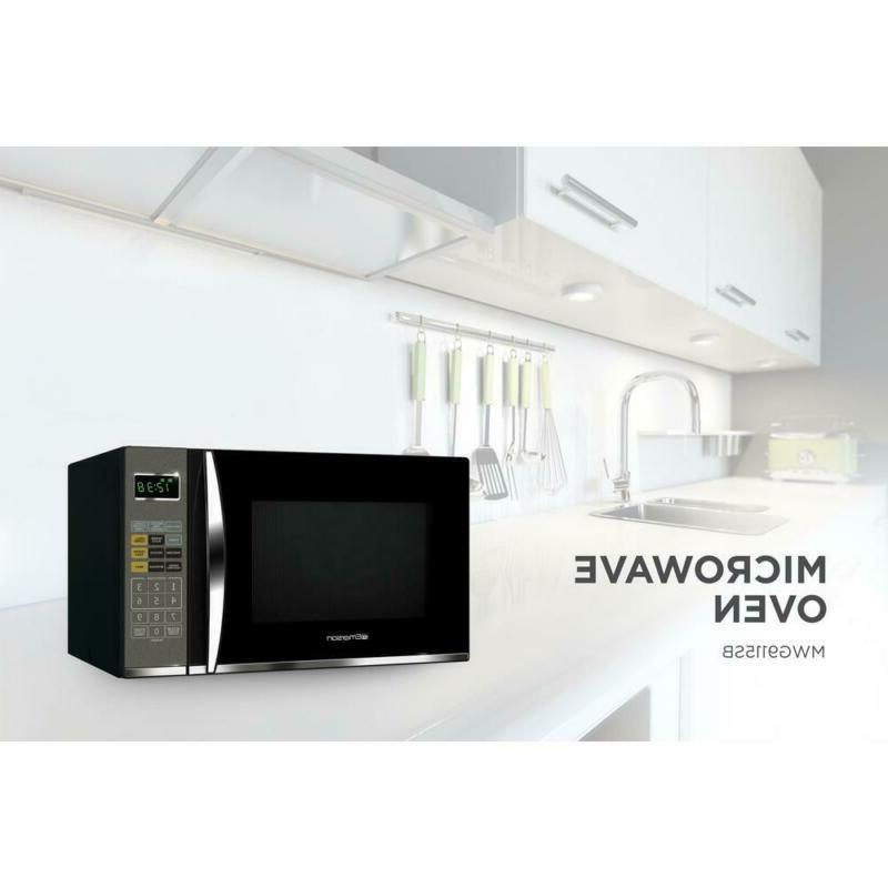 1.2 Countertop Microwave with