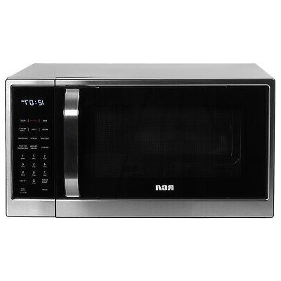 RCA Microwave Fryer and - Stainless