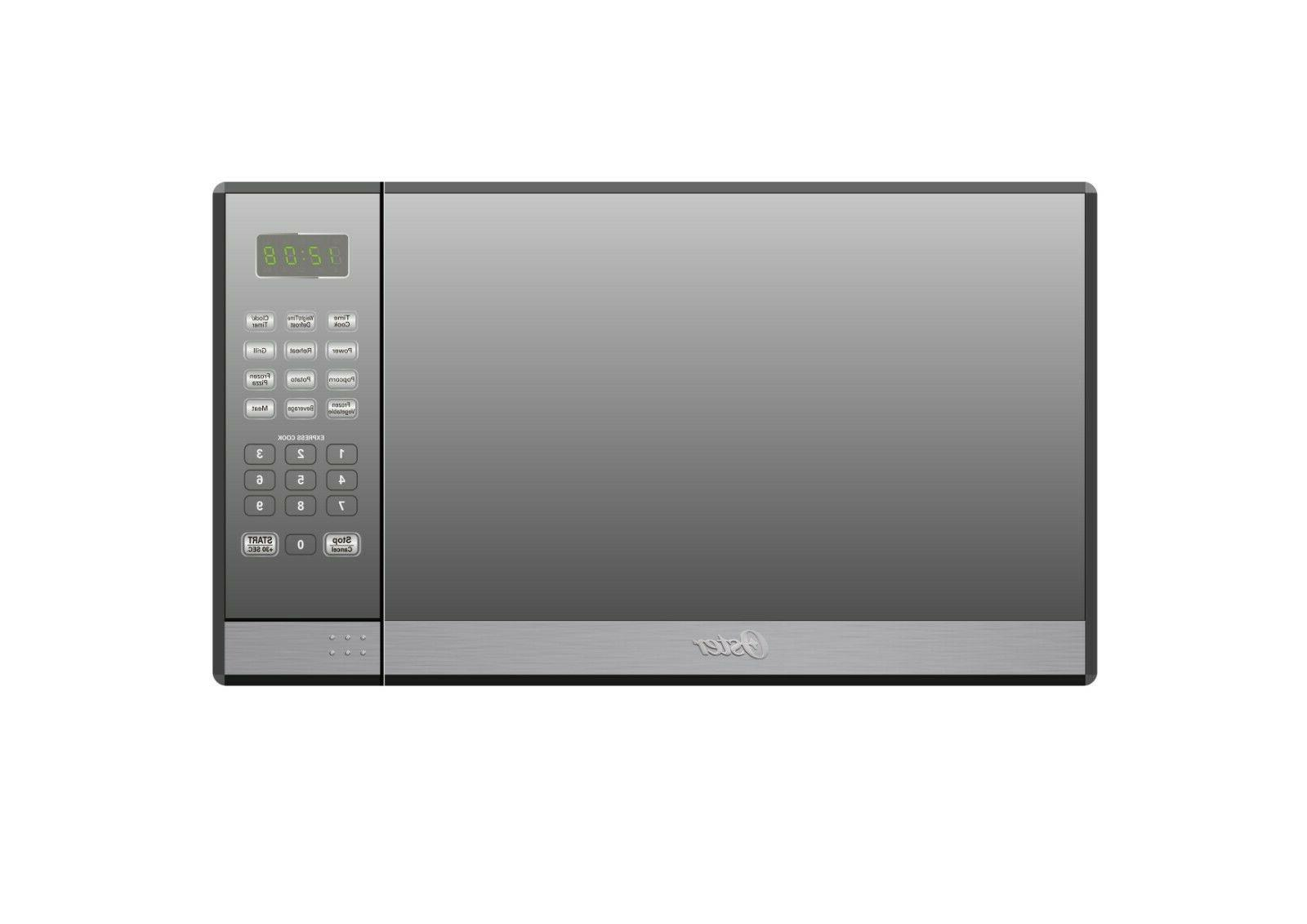 Oster Stainless Finish Microwave Oven Grill