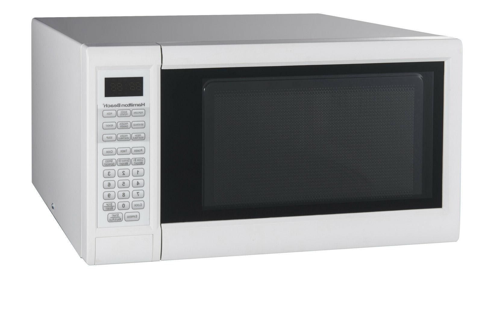 Hamilton Beach 1.3 Digital Kitchen Microwave Oven Cooking Cook