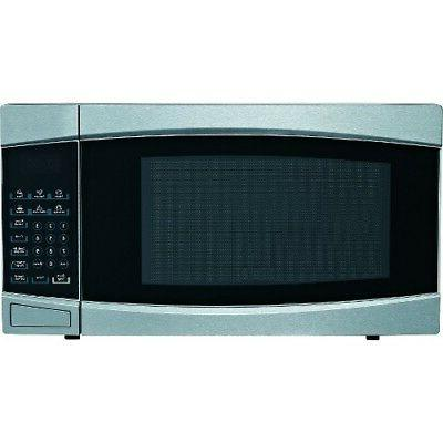 RCA 1.4 Cu Ft Stainless Microwave