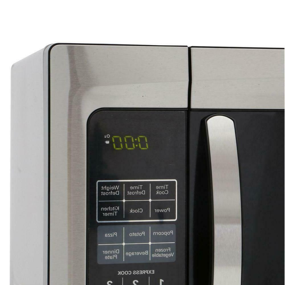 Magic Chef 1.6 ft. Microwave in Stainless
