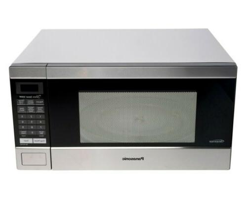 1 6cu ft microwave oven stainless steel