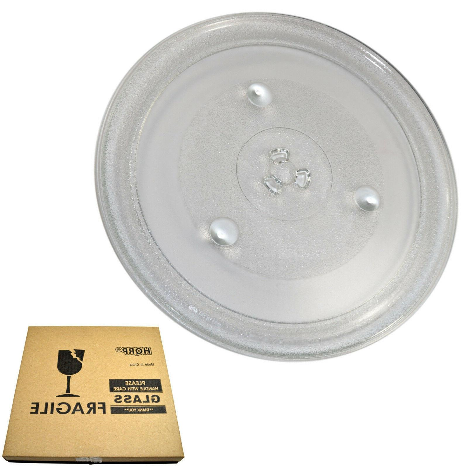12 3 8 inch glass turntable tray