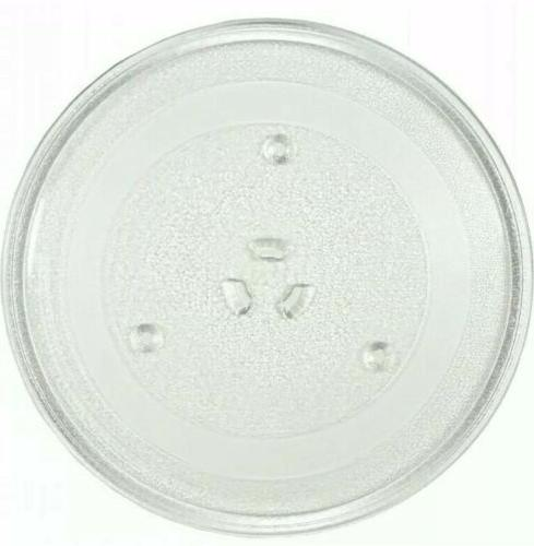 245cm microwave glass plate turntable replacement fits many