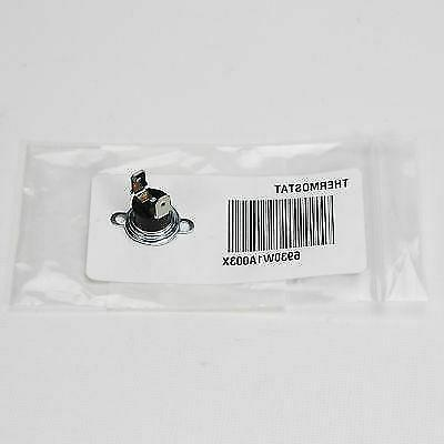 6930w1a003x for microwave thermal fuse