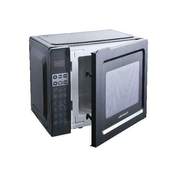 700W Countertop Microwave Oven LED Dorm Office Small Compact
