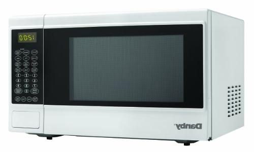 Danby - 1.4 Cu. Ft. Mid-size Microwave - White