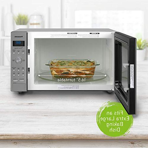 Panasonic Microwave Oven Nn Sd975s Stainless Steel